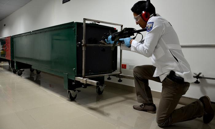Trabalho em laboratório balístico é atividade especial, decide TRF-3